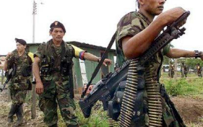 Advierten que grupos paramilitares buscan a comandantes de las Farc para sus filas