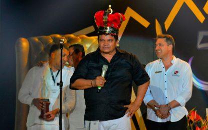 Álvaro López, Cuarto Rey de Reyes