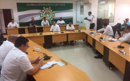 Con 10 votos a favor y uno en contra diputados aprueban creación del Instituto de Tránsito Departamental