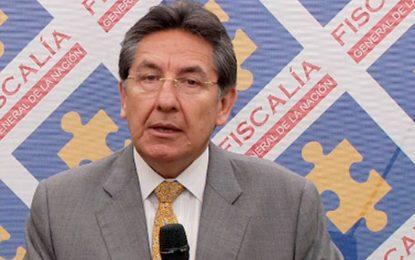 Fiscal general propone nueva moneda para acabar caletas de Farc