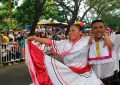 Guerrilleros de las Farc participan en fiestas sampedrinas de Huila
