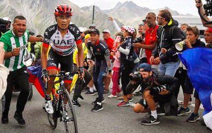 Atapuma, segundo en la etapa 18 del Tour de Francia