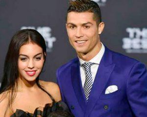 Cristiano confirma el embarazo de su novia Georgina Rodríguez