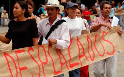 Procuraduría investiga a tres alcaldías del Cesar por no atender a población desplazada