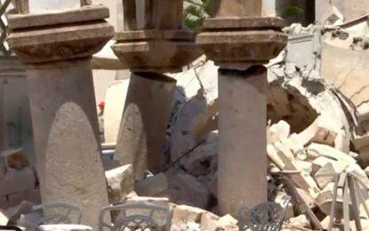 Dos muertos y más de 100 heridos deja terremoto en Grecia