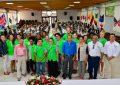 13 nativos extranjeros llegaron a Valledupar en el programa Colombia Bilingüe