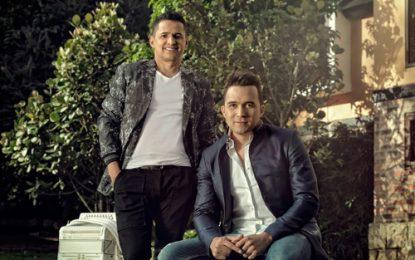 Jorge Celedón y Sergio Luis Rodríguez presentan 'Me gustas mucho'