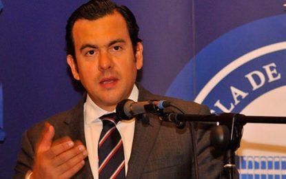 Rodrigo Lara, elegido como presidente de la Cámara de Representantes