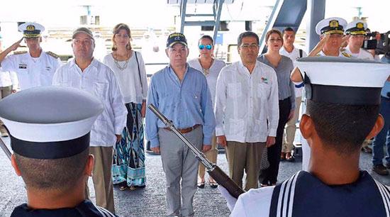 Santos convoca cumbre antidrogas con EE. UU., México y tres países centroamericanos