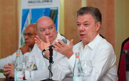 'El turismo es la industria del futuro, con la paz habrá acceso a zonas restringidas'