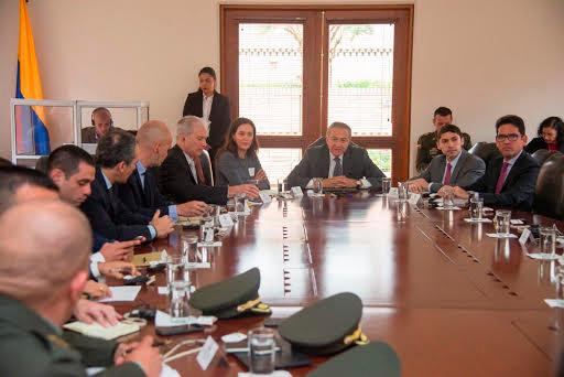 Bogotá, escogida para proyecto de seguridad ciudadana de Vicepresidencia y el BID