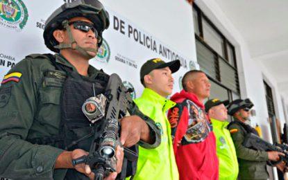 Capturan a alias 'El Zarco', cabecilla militar del Clan de Golfo en Antioquia
