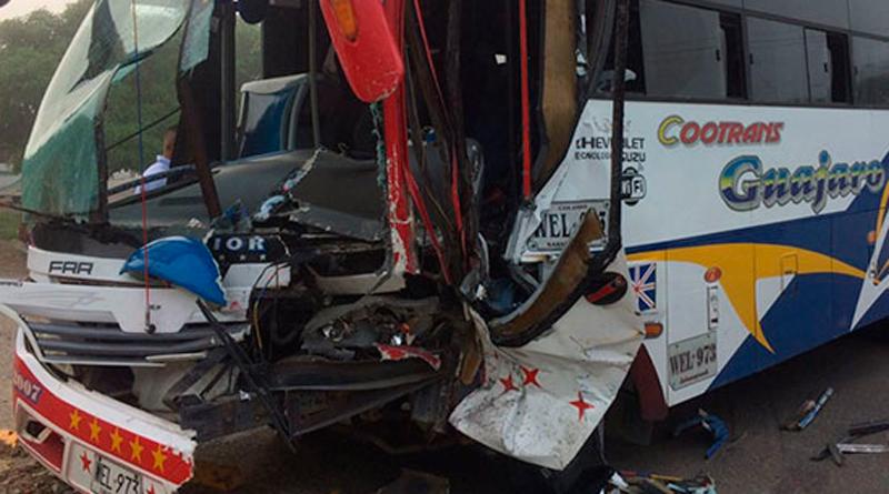 34 muertos deja hasta el momento accidentes en este puente festivo