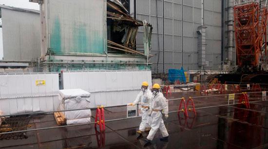 Hallan bomba de Segunda Guerra Mundial en central nuclear Fukushima