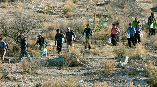 Aumenta número de migrantes muertos en frontera México-EEUU en 2017: OIM