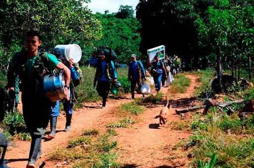 Policía permanecerá durante tres años en zonas veredales de Farc: Mindefensa