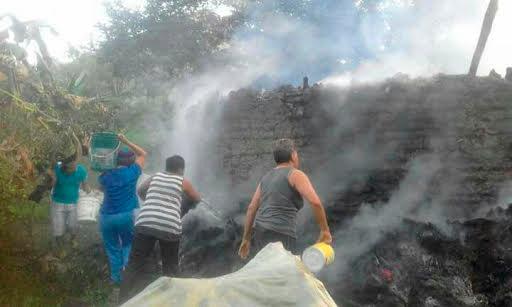 Queman sitios sagrados de indígenas kankuamos en Guatapurí