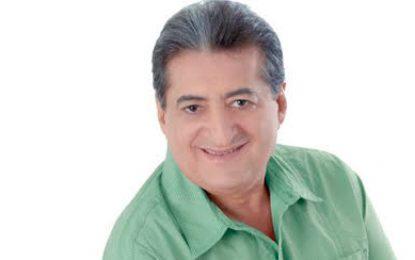Jorge Oñate amenaza con trompear a quien lo invite a cantar reggaetón