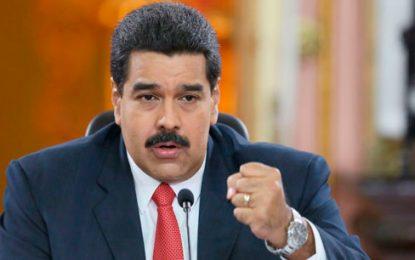 """Maduro asegura que estará en la Cumbre de las Américas """"llueva o truene"""""""