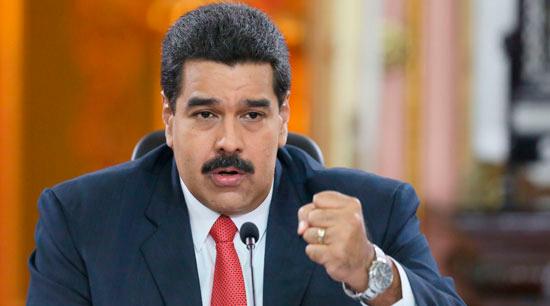 Maduro llama a Trump a dialogar para