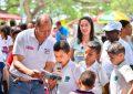 """Programa """"Lectura al Parque"""", llegó a la comuna Dos de Valledupar"""