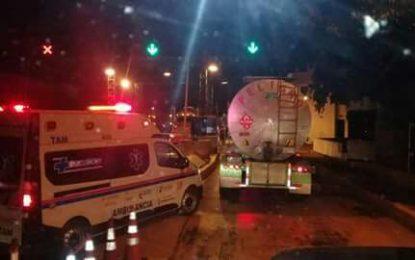 Sujetos armados atracaron peaje de La Loma, Cesar