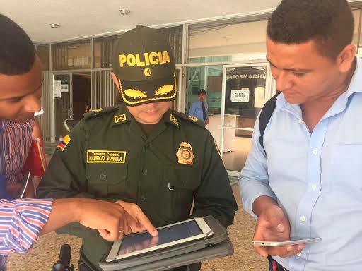 Multados por la Policía por sostener relaciones sexuales en el Río Guatapurí