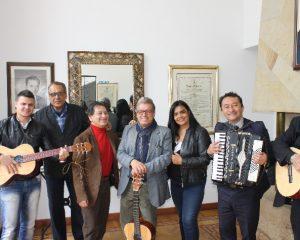 Con gran éxito se desarrolla la Escuela de Música Sayco