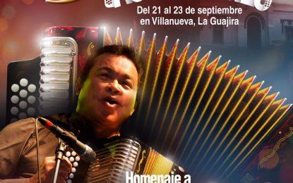 Variada programación en la versión 39 del Festival Cuna de Acordeones