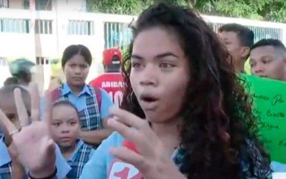 Piden renuncia del rector de colegio en Cartagena por daños estructurales en la institución