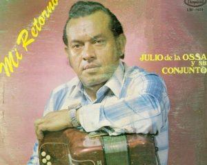 19 años sin el juglar vallenato Julio Enrique De la Ossa.