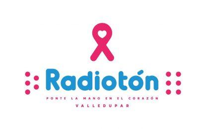 Estudiante del Área Andina diseñó  logo de la Radiotón 2017
