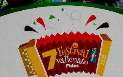 Con desfile folclórico inicia este miércoles el séptimo Festival Nacional Vallenato FIDES