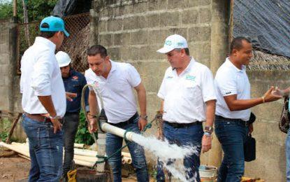 Ruta por el Camino del Desarrollo y La Paz llegó con obras a Pelaya