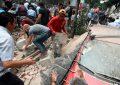 Terremoto en México: Sigue afanosa búsqueda de sobrevivientes; cifra de muertos asciende a 250