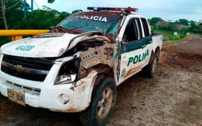 Ataque contra patrulla deja dos policías muertos en Córdoba