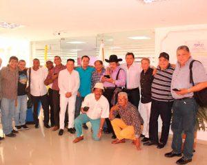 Comisión de autores respalda la labor del Gerente de SAYCO