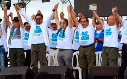 Candidatos de las Farc suspende campaña política