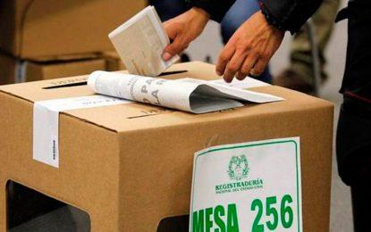 Este martes sesionará comité de seguimiento electoral de Valledupar