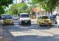 Golpean a taxista para robarlo en Valledupar