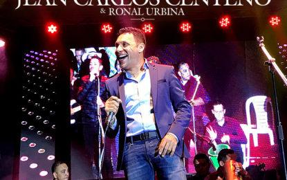 Jean Carlos Centeno inicia el 2018 con gira en cuatro departamentos de Colombia