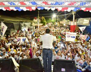 Así se mueve la campaña al senado de Didier Lobo