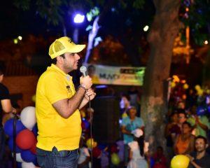 El gremio de taxistas de Valledupar está 103% con Fawzi Muvdi