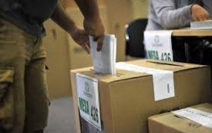 El 25% del país está en riesgo electoral: Defensoría del Pueblo