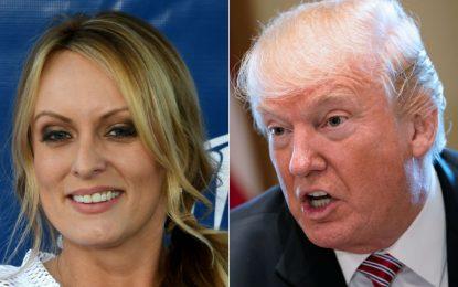 Actriz porno amenaza con revelar detalles sobre su relación con Trump