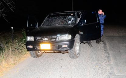 Director de 'La Tramacùa' sale ileso de atentado en Valledupar