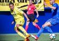 Pase-gol de Bacca en victoria del Villarreal