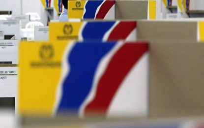 Fiscalía y Registraduría lideran campaña Elecciones transparentes