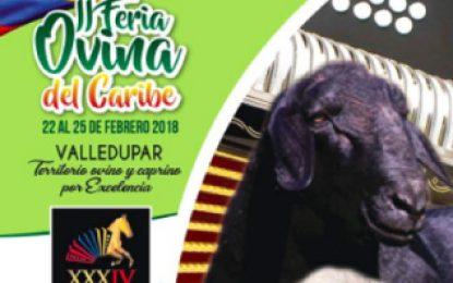 Así se prepara la Feria Ovina del Caribe en Valledupar