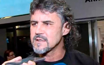 Leonel Álvarez renunció como técnico de Cerro Porteño